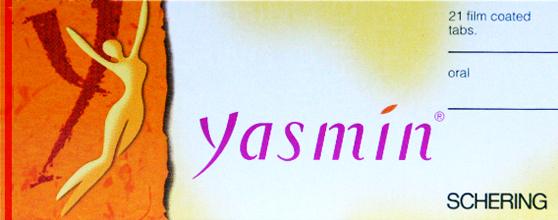 YASMIN3-0.03mg-21Tab