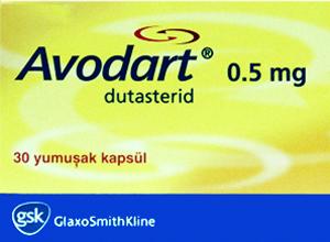 AVODART(NE)-0.5MG-30Cap