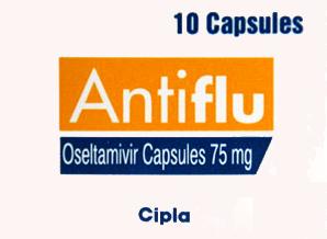 Antiflu-75mg-10Cap