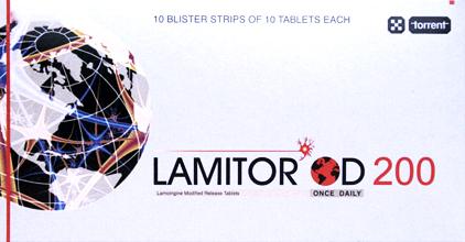 LAMITOR-OD-200mg-100Tab