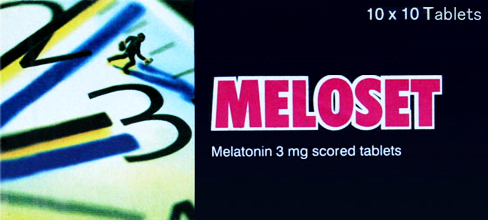 MELOSET-3mg-100Tab
