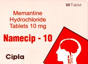 NAMECIP-10MG-50Tab