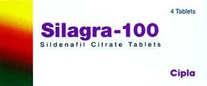 Silagra-4pills-100mg