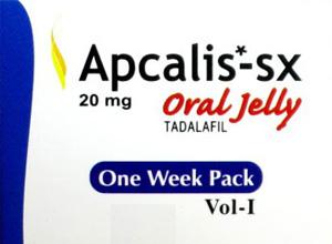 ApcalisSX-OralJelly-20mg-7sachets