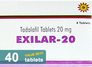 EXILAR_20MG_40pills