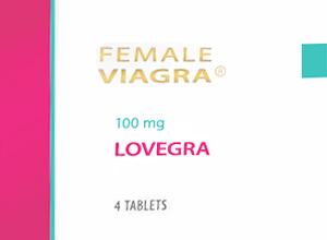 Lovegra 100mg 4tabs