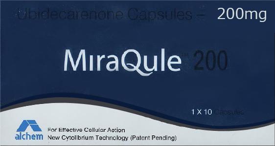 MIRAQULE 200mg  10 Cap