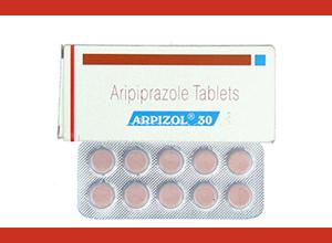 ARPIZOL 30mg (Sun Pharma) 10pill in 1 sheet