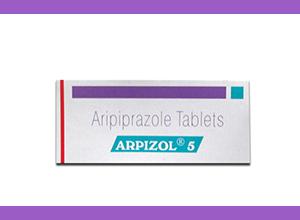 ARPIZOL 5mg (Sun Pharma) 10pill in 1 sheet