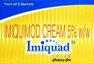 IMIQUAD CREAM 5% w/w (12.5mg) 0.75