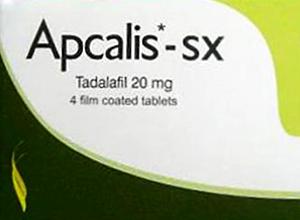 APCALIS-SX-20mg-4Tab