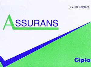 ASSURANS-20mg-30Tab