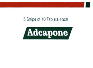 Adacapone-200mg-50Tab