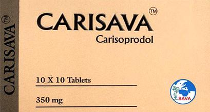 CARISAVA-350MG-100Tab