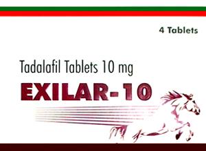 EXILAR-10mg-4Tab