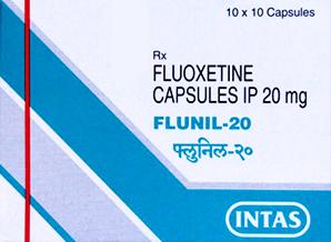 FLUNIL-20mg-100Cap