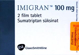 IMIGRAN(NE)-100MG-2Tab