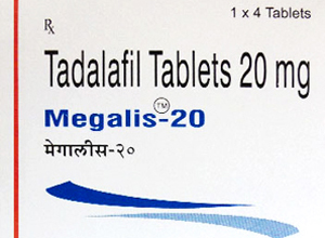 MEGALIS-20mg-4Tab