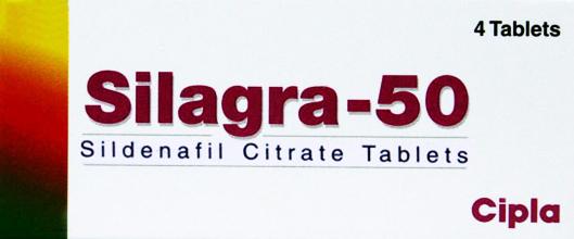 Silagra-50mg-4Tab