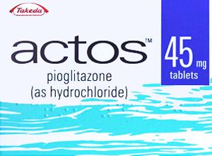 ACTOS (GB) 45MG 28Tab