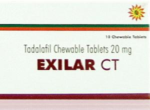 EXILAR_CT(Chewable)-20mg-10Tab