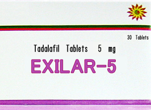EXILAR-5mg-30Tab