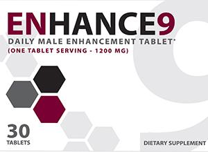 Eyefive Enhance9 30tabs in 1box