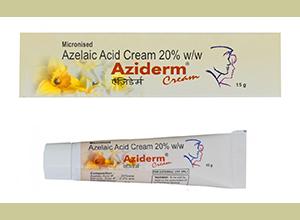 Aziderm Cream 20%w/w (Micro Labs Ltd) 15 gm